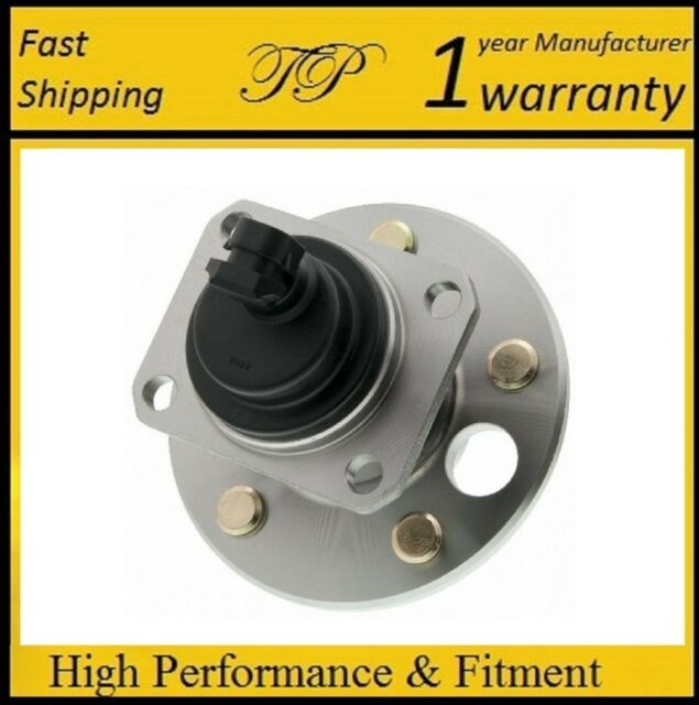Rear Wheel Hub Bearing Assembly for PONTIAC Grand Prix 2WD ABS 1997-2008 PAIR