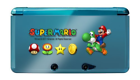 Nintendo 3ds Hori Mario Protector and Skin Set (ninte