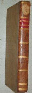 Doussin-Dubreuil DE L'EPILEPSIE EN GENERAL... Roret 1825 médecine 2de édition