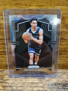 2019-Prizm-Rookie-266-Brandon-Clarke-Memphis-Grizzlies-HOT-ROOKIE-MINT