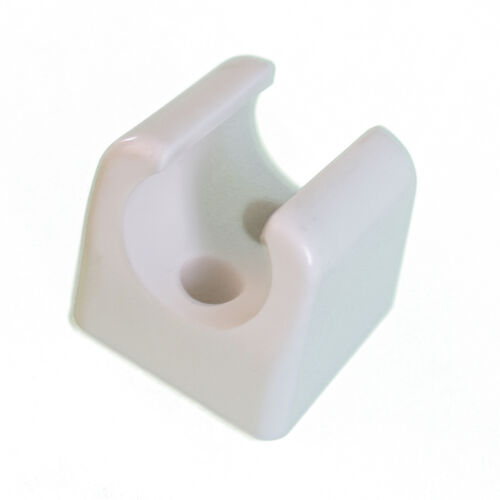 Halter-weiß Brausehalterung Wandhalterung Halterung für Duschbrause aus PVC