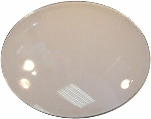 New Round Convex Glass 120mm Clock Replacement Glass Antique Clock Parts
