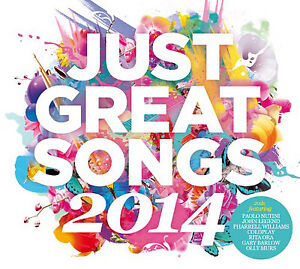 Various-Artists-Just-Great-Songs-2014-CD-2-discs-2014-FREE-Shipping-Save-s