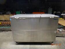 Master Bilt Refridgeerator Milk Cooler Omc 162ss 178 Cu Ft R22 Refrigerant