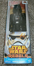 "Star Wars - Darth Vader 12"" Action Figure - Rebels - Hero Series - New - Boxed"