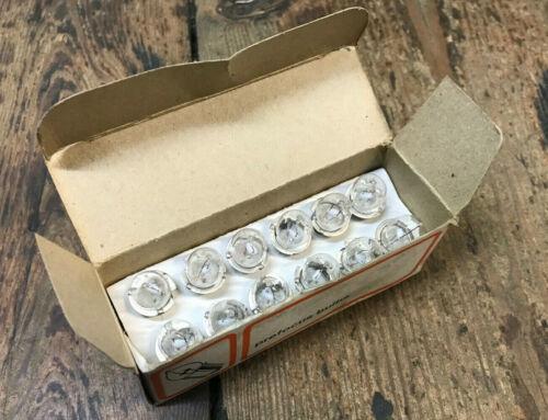 Torches *NOS Details about  /12 x Pifco Prefocus Push-in Bulbs 6.2 Volt 0.5 Amp 11mm Bulb