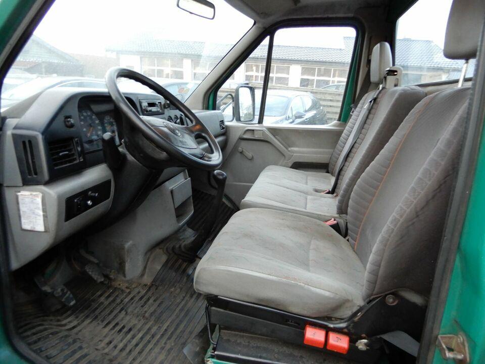 VW LT35 2,5 TDi 102 Ladvogn Diesel modelår 1997 Grøn km