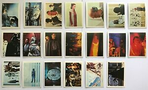 VINTAGE-STAR-WARS-EMIRE-STRIKES-BACK-SPANISH-CARDS-EL-IMPERIO-CONTRAATACA
