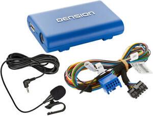 DENSION GATEWAY LITE BT HONDA GBL3HB1 IPOD USB BLUETOOTH AUX CIVIC ACCORD JAZZ