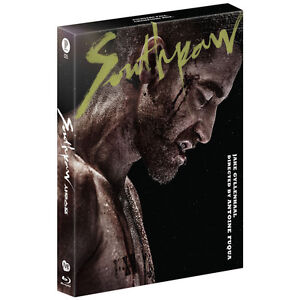 Southpaw (2017, Blu-ray) Full Slip Limited Edition (Plain Archive #35)