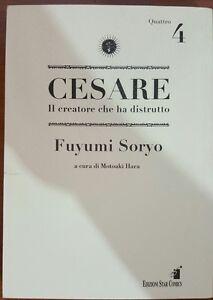 CESARE-IL-CREATORE-CHE-HA-DISTRUTTO-VOL-4-9788864200194-FUYUMI-SORYO-LIBRO-FUME