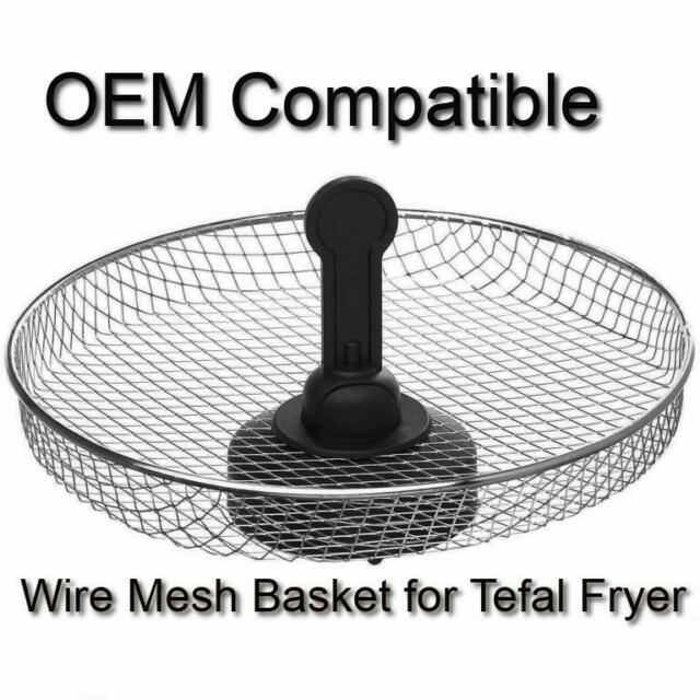 Frying Basket Chip Tray Mesh For Tefal Actifry Express Fryer Replaces 65-TF-54