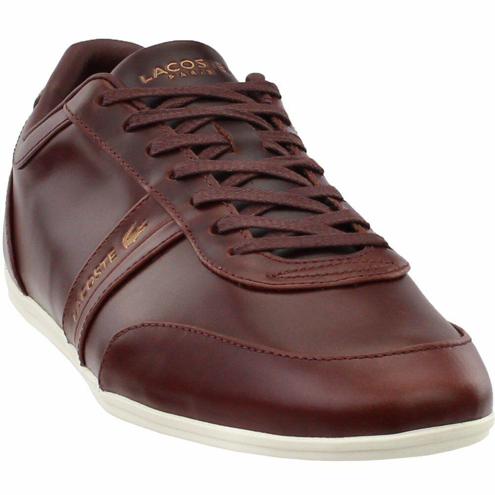 438b36791c4098 Lacoste Storda 318 2 CA Sneakers - - - Brown - Mens 932150 ...