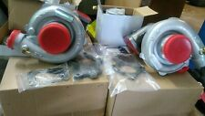 Twin T04e Turbo Kit Exact Fit 79 93 Ford Fox Body Mustang 50l With Intercooler