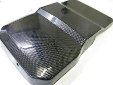 FORD Focus MK2 RS / ST Fibra Di Carbonio Effetto IN PLASTICA ABS BATTERIA COPERCHIO 4m51-10a659