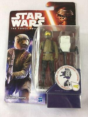 Star Wars The Force Réveille Résistance Trooper