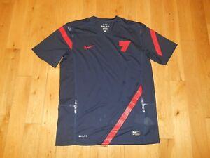 wholesale dealer e0c77 71d67 Details about Authentic Nike CR7 CRISTIANO RONALDO Elite Soccer Football  Jersey Kit Mens Med