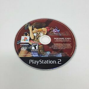 Final Fantasy X-2 (Sony PlayStation 2, PS2 2003) Disc Only Tested and Works