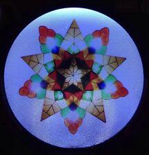 Philippine Christmas Light(Parol) Powerdecal Backlit LED Motion Sensing Decal