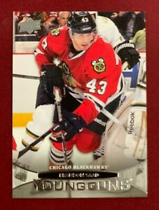 11-12 Upper Deck # 207 BRANDON SAAD Young Guns RC