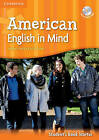 American English in Mind Starter Student's Book with DVD-ROM by Herbert Puchta, Jeff Stranks (Mixed media product, 2010)