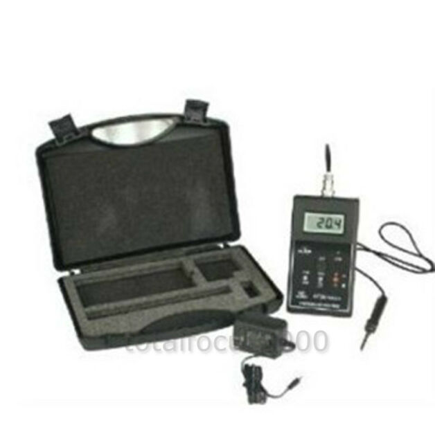 Tesla Gaussmeter Digital Magnetic Flux meter 2000mT DC