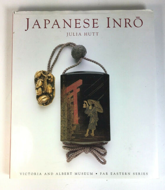 Japanese Inro (Victoria and Albert Museum - Far Eastern Series) by Hutt, Julia