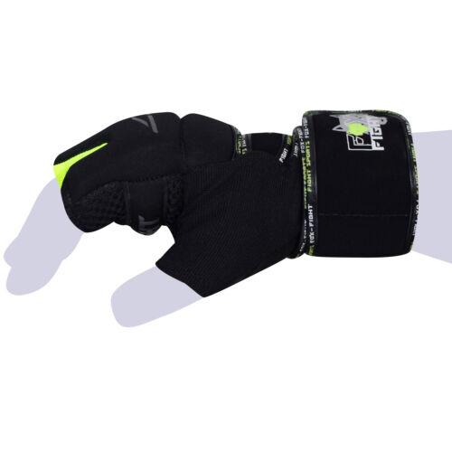Boxhandschuhe FOX-FIGHT GS7 Gel Trainings Handschuhe Neopren UFC Mma Grappling Boxhandschuhe Weitere Sportarten