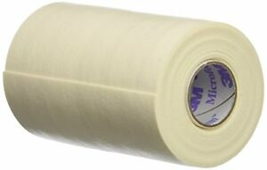 Details about 3M Microfoam ELASTIC FOAM Surgical Medical Tape 4