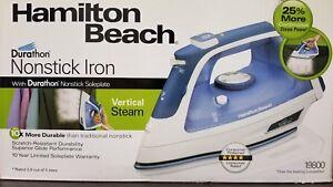 New-Hamilton-Beach-Full-Size-Durathon-Iron-3-Way-Auto-Shutoff-Model-19800