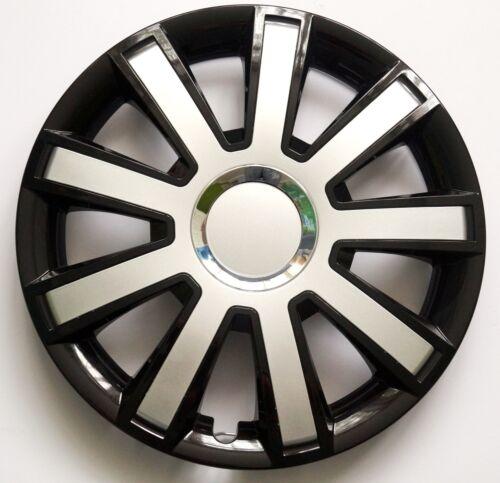 """Cerchioni regalo gratuito # 10 Tappi per adattarsi VW T5 Multivan Set di 4 16 /""""rifiniture ruota"""