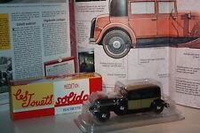 De Automobiel Nr.81-Solido-Hachette-Renault Reinastella-Oldtimer-Scale 1:43-New
