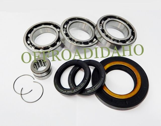 FRONT DIFFERENTIAL SEAL ONLY KIT HONDA FOREMAN 500 2005-2011 TRX500 4X4 4WD