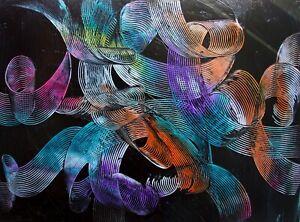 Peinture-tableau-abstrait-contemporain-a-l-huile-format-60-80-cm