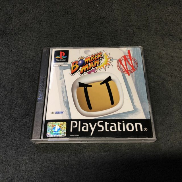 PS1 Bomberman EUR Quasi neuf