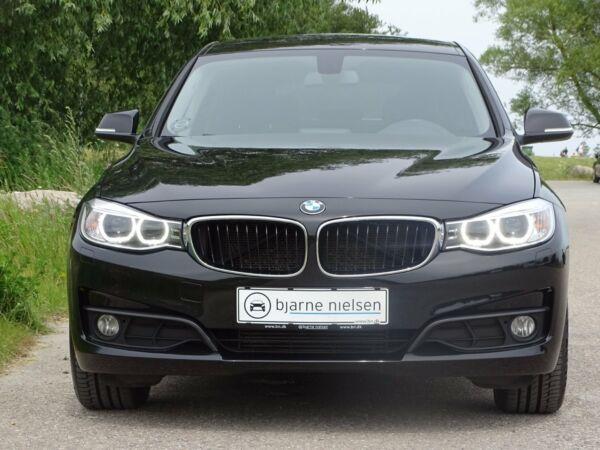 BMW 320d 2,0 Gran Turismo aut. - billede 2