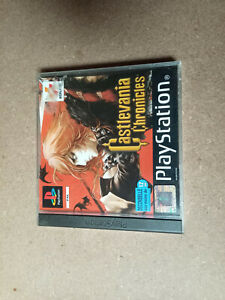 CASTLEVANIA CHRONICLES - PS1 Playstation 1 - JEU COMPLET