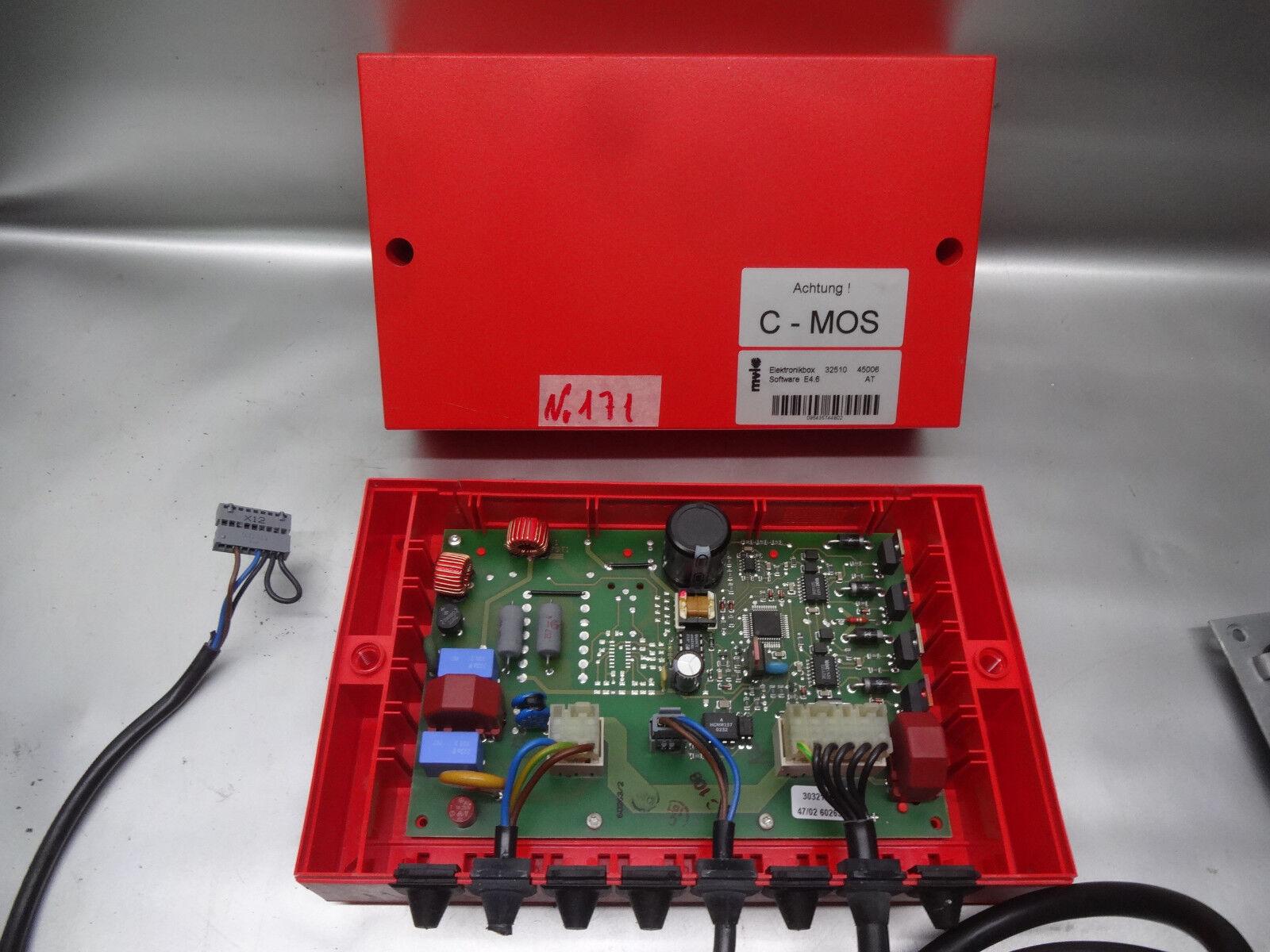 Viessmann / MVL MVL MVL Elektronikbox RLS154 - C-MOS Software E4.6 32510 45006  171 9ff18e