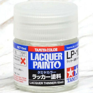 TAMIYA-COLOR-LACQUER-LP-10-Thinner-MODEL-KIT-PAINT-10ml-NEW
