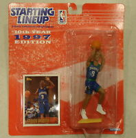 Starting Lineup 10th Year 1997 Edition Stephon Marbury Figure Timberwolves -