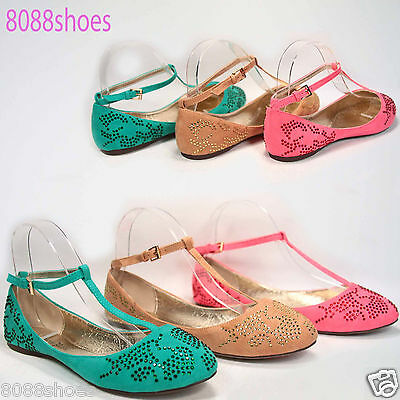 Women's Summer Sexy Flat Buckle Flat Close Toe Sandal Shoes NEW Size 5.5 -10