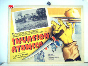 ALL-SCY-FICTION-ONLY-AVAILABLE-24h-FIRST-YANK-INTO-TOKIO-Tom-Neal-1945-MEXIC
