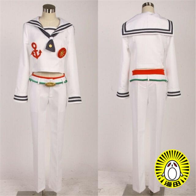 JoJo/'s Bizarre Adventure Josuke Higashikata Cosplay Costume Halloween Uniform