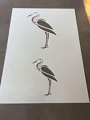 Safari Mylar Reusable Stencil Airbrush Painting Art Craft DIY Home Decor