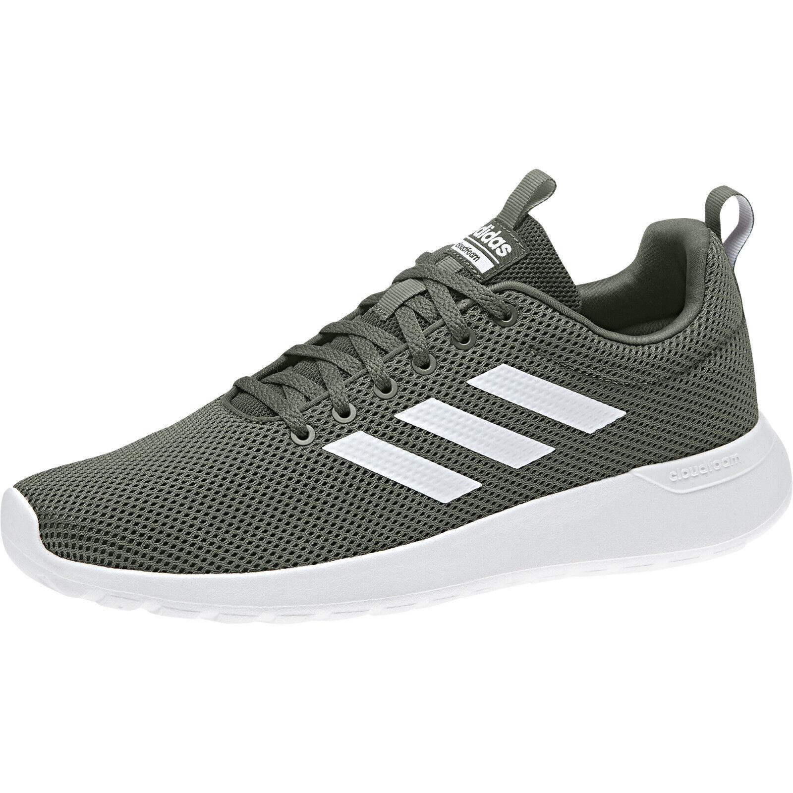 Adidas Uomini Scarpe Da Corsa Essentials Lite Racer CLN Scarpe da ginnastica palestra B96565 NUOVO