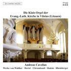 Andreas Cavelius spielt die Klais-Orgel der Evang. von Andreas Cavelius (2013)