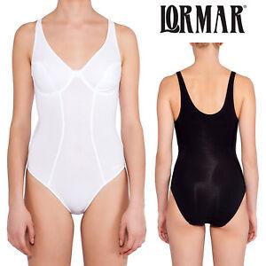 Lormar New Fitness Evident Effect Body Senza Ferretto Non Imbottito Pannello Addome Cotone