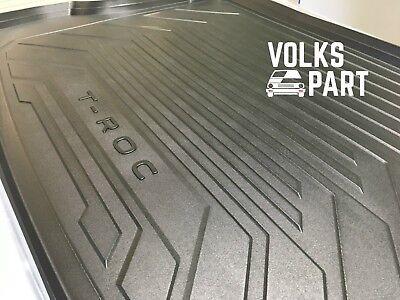 Diplomatico Vasca Bagagliaio Plastica Volkswagen T-roc Piano Variabile Originale 2ga061161