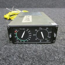Piper Transicoil TIT / Fuel Flow Indicator (Lighted, V: 28) P/N 9A4030 (RM)