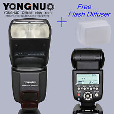 YN-560III Flash Speedlite for Canon 1000D 550D 650D 600D 5D 7D Rebel T2i T3i T4i